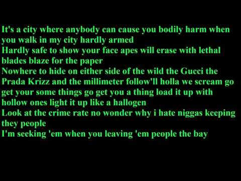 Tech N9ne - Welcome to the midwest [LYRICS]