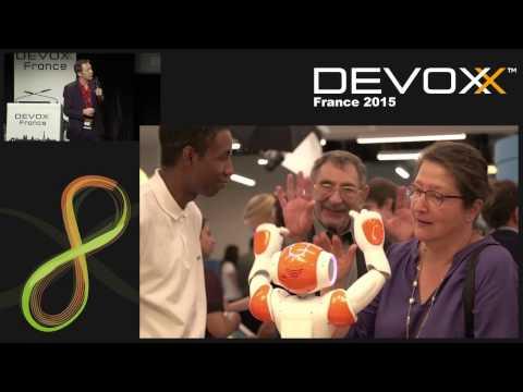 Dans 20 ans des robots humanoïdes pour tout le monde