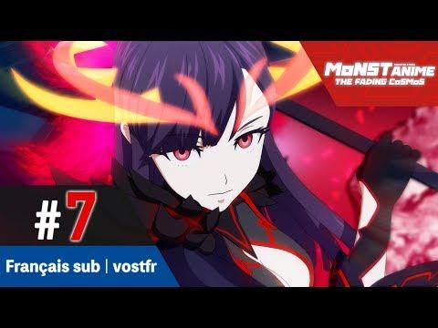 [Épisode 7] Anime Monster Strike (VOSTFR | Français sub) [The Fading Cosmos] [Full HD]
