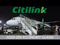 TRIP REPORT   Citilink   A320-200(SL)   Juanda (Surabaya/SUB) - Halim Perdanakusuma (Jakarta/HLP)