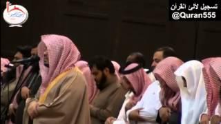 عشاء الأحد 1-5-1435 للشيخ ياسر الدوسري [ ولاتقولوا لمن يقتل في سبيل الله أموات ]