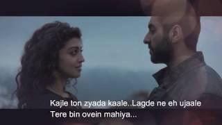 Chan kithan guzari ae raat ve by ayushmann khuranna/lyrics/whatsapp status