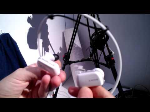CES 2013. Sony MP3 Walkman Sports