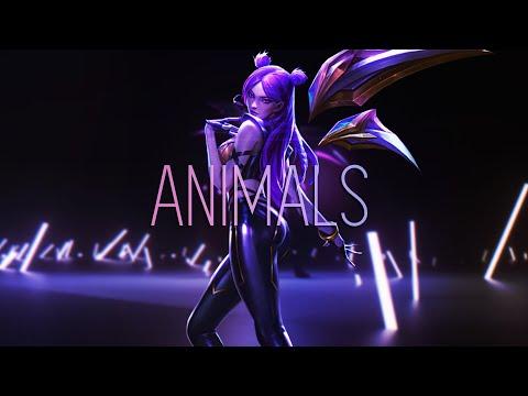 """ANIMALS"" - Kai'Sa Montage Featuring : DKiNG | League Of Legends thumbnail"
