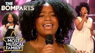 "The Bomparts Captivate the Judges Singing ""Hallelujah"" Acapella 