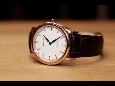 Corniche Heritage 40 watch Review