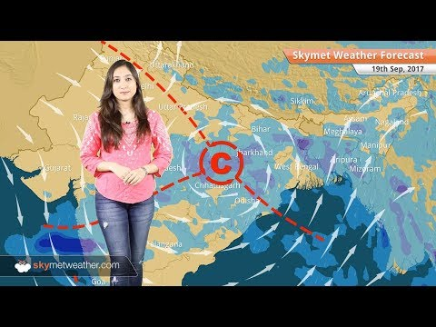 Weather Forecast for Sep 19: Heavy rain in Mumbai; Good rain over Hyderabad, Madhya Pradesh, UP