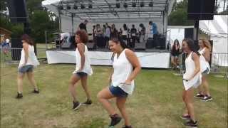 TEMPS DANSES URBAINES - Danse Hip-Hop, Ragga, Street Jazz - Chorégraphie VirJny Magdelénat