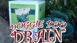 DoggieDooDrain - Eco-Friendly Pet Waste Removal