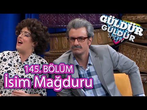 Güldür Güldür Show 145. Bölüm, İsim Mağduru Skeci
