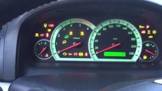 Chevrolet Captiva VCDI 2.0 - zimny start -14 / cold start