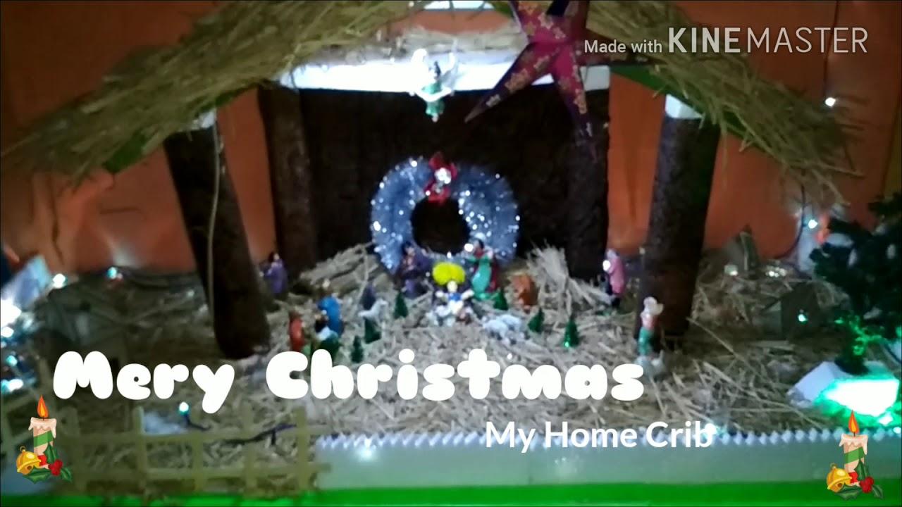 Christmas Crib | Easy At Home | 2018 - YouTube