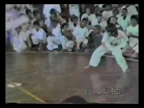 Pipoca X Marrom - Do Grupo Senzala em 1990