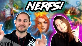 Prep Nerf is a GREAT idea | Zalae and Pathra Discuss The Upcoming Balance Changes