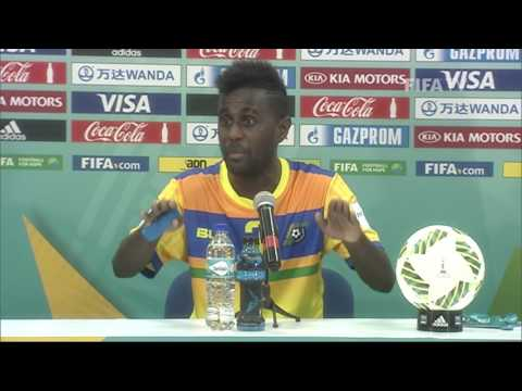 Emotional Speech by Solomon Islands Futsal Captain - EXCLUSIVE