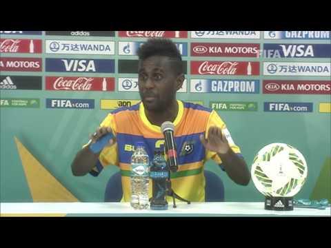 Emotional Speech by Solomon Islands Futsal Captain - EXCLUSIVE