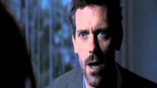 Dr House - Saison 1, Episode 1 - Morale de House sur la mort.