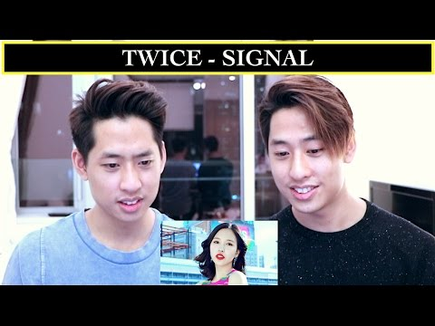 Thumbnail: TWICE - SIGNAL MV REACTION 트와이스 (TWINS REACT)