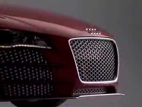 New Audi R8 TDI LeMans Concept Car