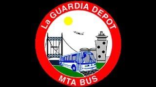 Knuckles Solely Reviews MTA Bus' LaGuardia Depot