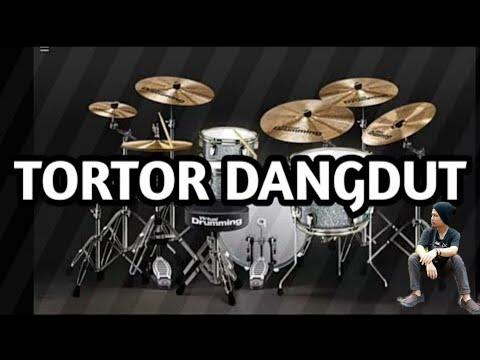 TORTOR DANGDUT - Lagu Batak Dangdut (Drum Virtual) Virtual Drum 2018
