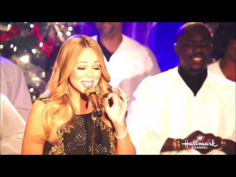 Beyonce & Mariah Carey Silent Night