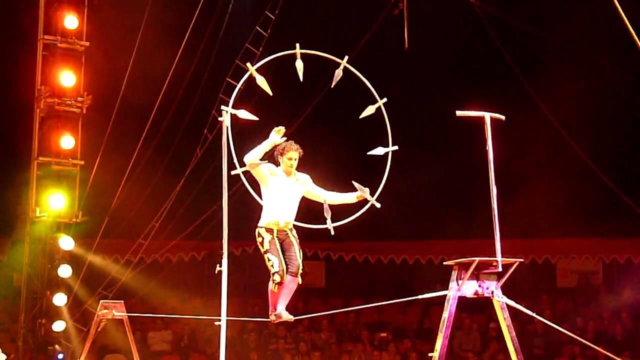 Circus Rens Koorddanser 2 Youtube