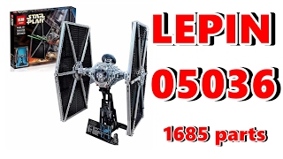 Lepin 05036 TIE Fighter
