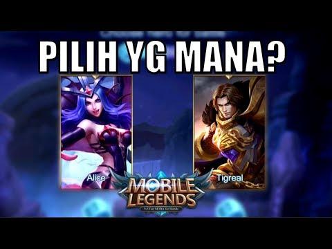 DI SAAT HANYA ADA DUA PILIHAN.... • Mobile Legends Indonesia