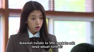 The Heirs eps 5 sub indo part 5