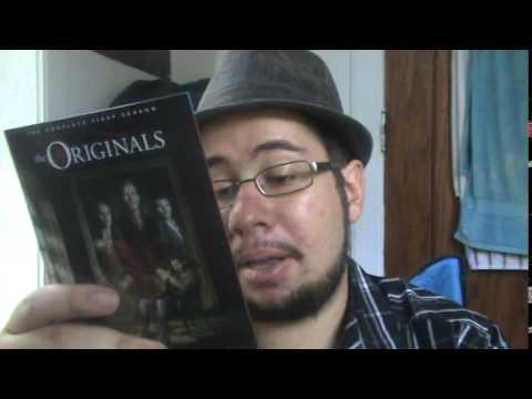 The Originals Season 1 Unboxing