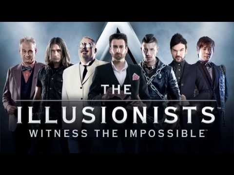 The Illusionists at the See Tickets office