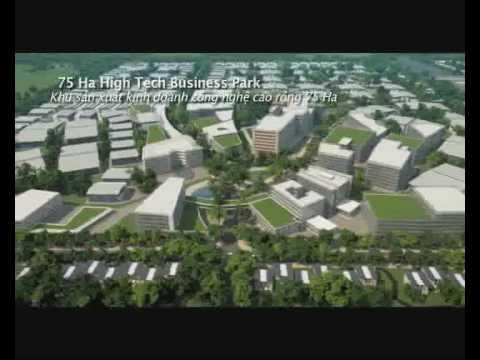 Thành phố mới Bình Dương