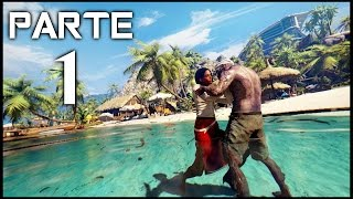 DEAD ISLAND DEFINITIVE EDITION Gameplay Español Parte 1 - PC Max Settings 1080p HD 60fps