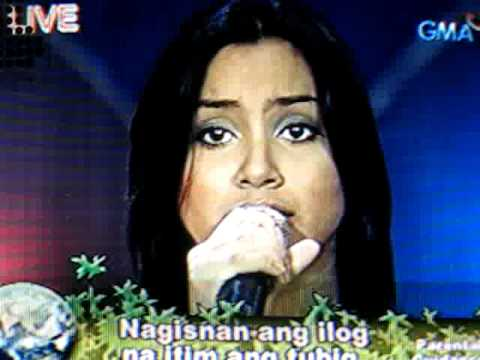 Vanessa Rangadhol's SIS GMA7 GUESTING @ The EARTH DAY SPECIAL