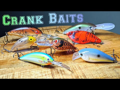 Crank Bait Knowledge!!! Everything You Need To Know...