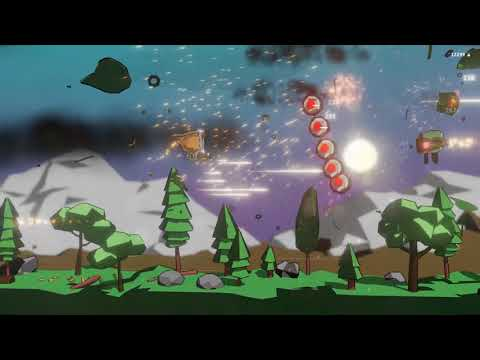 GROOD - On Steam March 30th 2018 - The Woods 40 seconds gameplay