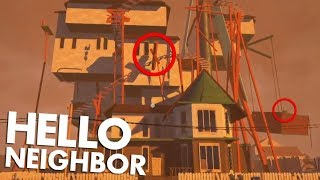 Hello Neighbor Alpha 3 Steam Release Gameplay (Live)