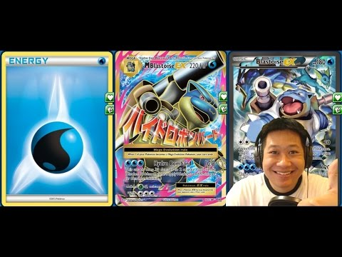 New MEGA BLASTOISE Deck, How Bench DMG and Healing is Game Changing