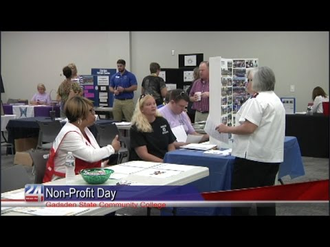 Gadsden State Community College Hosts Non Profit Day