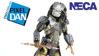 AVP Masked Scar Predator NECA Toys Series 15 Figure Video Review