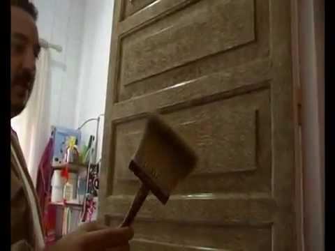 Imitacion madera profesional youtube for Imitacion de madera
