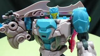TFC Toys BIGBITE (Skalor): EmGo's Transformers Reviews N' Stuff