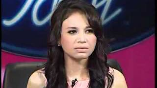 Repeat youtube video Ada Penampakkan di Indonesia Idol 2010