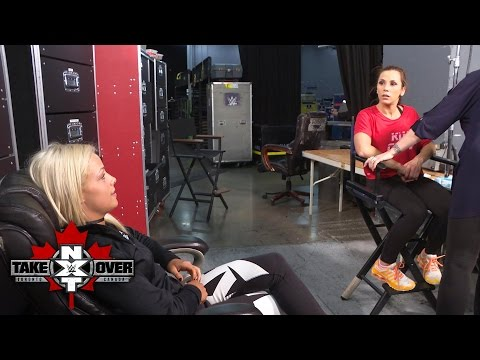Mickie James talks with Liv Morgan about family and wrestling: NXT Exclusive, Nov. 19, 2016