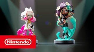 Off the Hook amiibo ink-coming! - Splatoon 2 (Nintendo Switch)