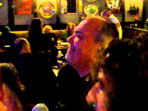 TUDOR ROSE.. AJAX. Karaoke... Garth Riley style  with GEROGE LANZON