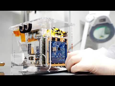 Intel Powers First Satellite with AI on Board