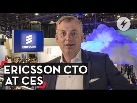 Ericsson CTO on the Changing Telecom Market