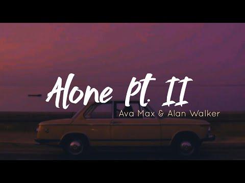 alone-pt.-ii---alan-walker-&-ava-max-(lyrics)-|-nir-lyrics